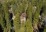 Location vacances Kings Beach - New Listing! Luxe Cabin w/ Private Master Suite home-4