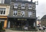 Hôtel Pontorson - Home Saint Michel-restaurant Chicken cabana-4