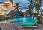 Hôtel Zanzibar City - Mermaids Cove Beach Resort & Spa-1