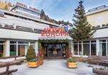 Hôtel Sils im Engadin/Segl - Hotel Europa St. Moritz-1