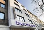 Hôtel Dusseldorf - Mercure Hotel Düsseldorf Zentrum-3