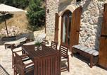 Location vacances Isola del Gran Sasso d'Italia - Casa Antica-3