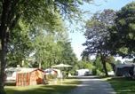 Camping avec Bons VACAF Saint-Benoît-des-Ondes - Camping Le Val de Landrouet-3