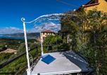 Location vacances  Ville métropolitaine de Gênes - Villa Pissorella, Luxury property in Camogli-1