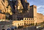 Hôtel la Pobla de Claramunt - Hotel Abat Cisneros Montserrat-3