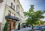 Hôtel Kielce - Hotel Pod Złotą Różą