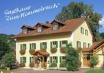 Location vacances Riedenburg - Gasthaus Zum Himmelreich-1