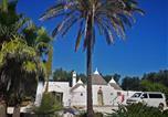 Location vacances Oria - Trullo La Palma Wifi Pool-1