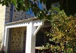 Hôtel Salavas - Chambres d'hôte les Jardins de Prasserat-2