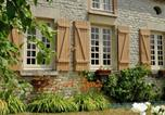 Location vacances  Aube - Countryside Cottage in Bligny Champagne with Fenced Garden-3
