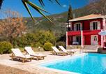 Location vacances Nydri - Red Villa-3