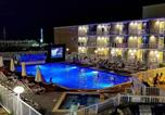 Hôtel Wildwood Crest - The Jolly Roger Motel-4