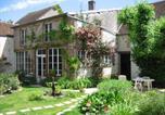 Hôtel Abbaye de Pontigny - Chambre d'hôtes La Graineterie-1
