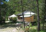 Camping avec Piscine Curbans - Le Parc Des Serigons-2