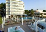 Hôtel Sant Antoni de Portmany - Bellamar Hotel Beach & Spa-2
