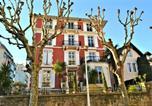 Hôtel Bord de mer de Biarritz - La Maison du Lierre-4