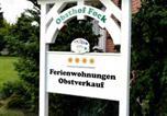 Location vacances Buxtehude - Obsthof Fock-4