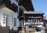 Hôtel Domancy - Chalet d'Antoine-3