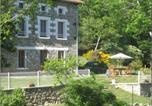 Location vacances Sauvessanges - Eco-gîte rural le charbonnier-2