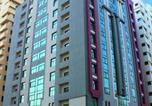 Hôtel Sharjah - Al Maha Regency Hotel Suites-1