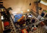 Hôtel Maroc - Kasbah Red Castel Hostel-3