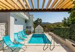 Location vacances Omiš - House Luce with pool-2