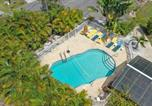 Hôtel Sarasota - Vacationrental Tropical Fruit Garden-1