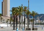 Location vacances Benidorm - Apartamentos Beni-Beach-1