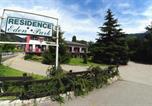 Hôtel Saint-Oyen - Residence Eden Park-4