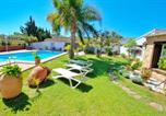 Location vacances Benissa - Finca La Coma - modern, well-equipped villa with private pool in Benissa-4