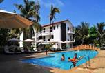 Hôtel Calangute - Kyriad Prestige Hotel, Goa-2