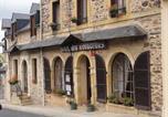 Hôtel Lanouaille - Hotel des Voyageurs-1