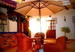 Location vacances Sucre - La Escondida Hostal-1