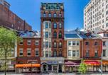 Hôtel Philadelphie - Rodeway Inn Center City Philadelphia-1