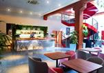 Hôtel Province de Madrid - Hotel Fabrik-1
