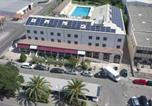 Hôtel Province de Tolède - Hospedium Hotel Castilla-2