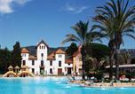 Camping avec Quartiers VIP / Premium Espagne - Yelloh! Village - Mas Sant Josep-1