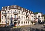 Hôtel Mariánské Lázně - Hotel Continental-2