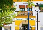 Location vacances Chipiona - Hostal El Faro-1