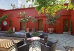 Hôtel Oaxaca - Hotel La Casona de Tita-3