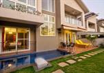 Location vacances Vagator - Private Pool Villa in Anjuna/Vagator Close to the Beach-3
