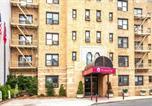 Hôtel Newark - Ramada by Wyndham Jersey City-1