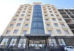 Hôtel Tashkent - Qushbegi Plaza Hotel-2