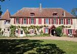 Hôtel Lurcy-Lévis - Les Indrins-1