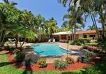 Location vacances Fort Lauderdale - Fort Lauderdale Tropical Hideaway-1