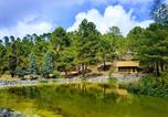 Location vacances Siles - La cabaña del lago. Parque Natural del Río Mundo-1