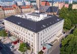 Hôtel Gare de Chemnitz - Hotel Chemnitzer Hof-4