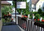 Hôtel Zwettl-en-Basse-Autriche - Frühstückspension Leopold Janu-2