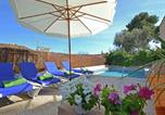 Location vacances Santa Ponsa - Modern Chalet with Private Pool in El Toro Majorca-2