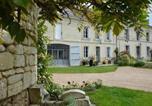 Hôtel Saint-Patrice - La Pénesais-1